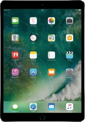 Планшет Apple iPad Pro 10.5 256Gb серый LTE 3G Wi-Fi Bluetooth iOS MPHG2RU/A планшет apple ipad pro 2017 10 5 512gb wi fi cellular mpmf2ru a 4gb 512гб 3g 4g ios серебристый
