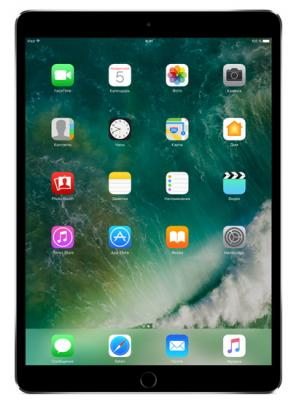 Планшет Apple iPad Pro 10.5 512Gb серый Wi-Fi Bluetooth iOS MPGH2RU/A планшет apple ipad pro 10 5 512gb серебристый wi fi bluetooth ios mpgj2ru a