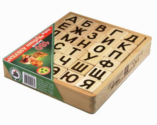 Кубики ПРЕСТИЖ-ИГРУШКА Азбука А2301 от 2 лет 30 шт деревянные игрушки престиж игрушка кубики азбука 30 деталей