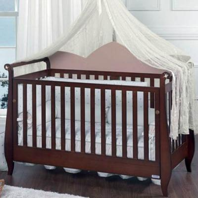 Кроватка Micuna Anastasia (chocolate)