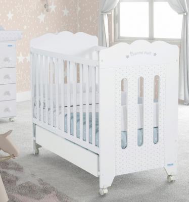 Кроватка-качалка Micuna Bonne Nuit (white)