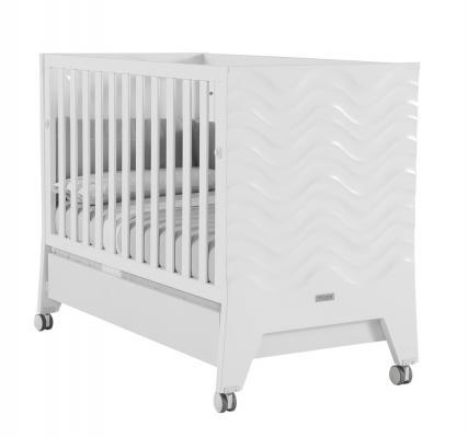 Кроватка-качалка Micuna Mare Relax (white)