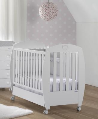 Кроватка Micuna Valeria BIG Relax (white)
