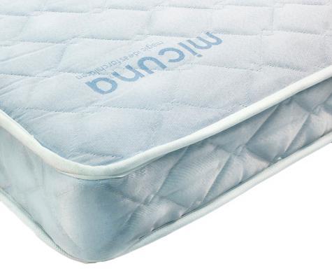 Матрац 120x60см для кровати Micuna Pack 1 Units