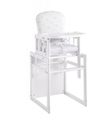 Стул-стол Micuna T-950 (white beige bears) стул трансформер для кормления stiony 006 chocolate beige