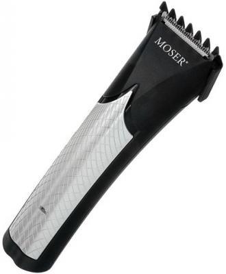 Машинка для стрижки волос Moser 1660-0460 TrendCut чёрный серебристый машинка для стрижки бороды moser 1040 0460 серый