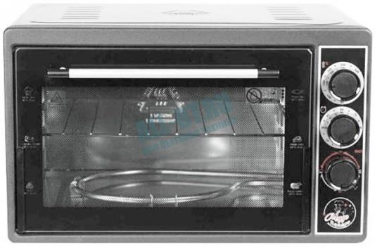 Мини-печь Чудо Пекарь ЭДБ 0124 серебристый металлик
