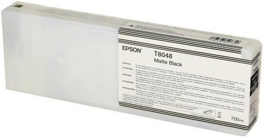 Картридж Epson C13T804800 для Epson CS-P6000 матовый черный original cc03main mainboard main board for epson l455 l550 l551 l555 l558 wf 2520 wf 2530 printer formatter