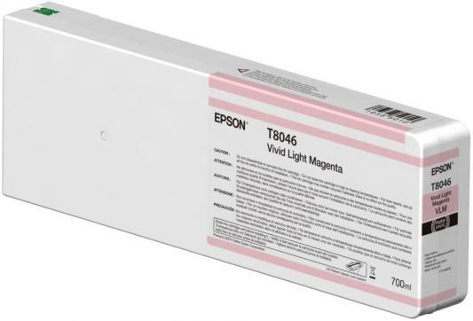Картридж Epson C13T804600 для Epson CS-P6000 пурпурный картридж epson t009402 для epson st photo 900 1270 1290 color 2 pack