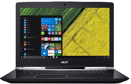Ноутбук Acer Aspire V Nitro VN7-793G-79LA 17.3 3840x2160 Intel Core i7-7700HQ NH.Q1LER.010