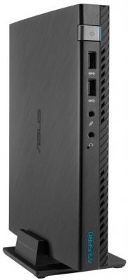 Неттоп ASUS E510-B268A Intel Core i5-4460T 4Gb SSD 128 — Без ОС черный 90PX0081-M07000