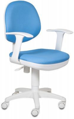 Кресло Бюрократ CH-W356AXSN/BLUE белый/синий ch w356axsn blue