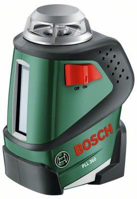 Лазерный нивелир Bosch PLL 360 SET + штанга TP 320 0603663003