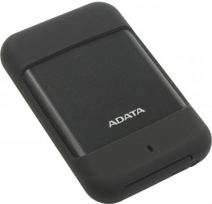 Внешний жесткий диск 2.5 USB3.0 2Tb Adata HD700 AHD700-2TU3-CBK черный