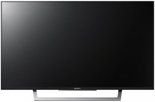 Телевизор SONY KDL43WE755BR черный жк телевизор sony 40 kdl 40re353 kdl40re353br