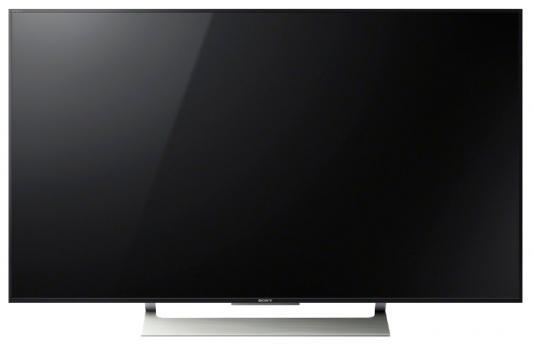 Телевизор SONY KD-49XE9005BR2 черный sony nwz b152