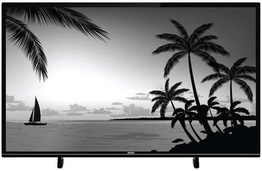 Телевизор Akira 32LED02T2M черный