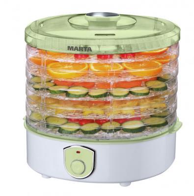 Сушилка для овощей и фруктов Marta MT-1950 светлая яшма