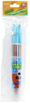 Шариковая ручка автоматическая Action! Fancy разноцветный FBP201/10/8 скейтборд action 31 quot х8 quot pws 620
