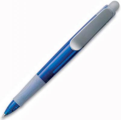 Шариковая ручка автоматическая UNIVERSAL PROMOTION SnowBoard Silver Fluo 30717/С