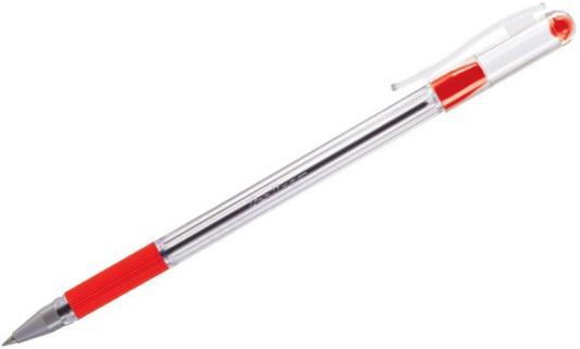 Шариковая ручка BERLINGO Mega Soft красный 0.5 мм СВр_50513