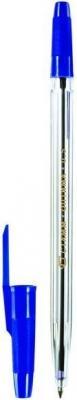 Шариковая ручка СТАММ РС21 синий 0.7 мм