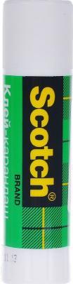 Клей-карандаш 3M Scotch, белый 21 гр. 6021D24 3m xh003837446 pva
