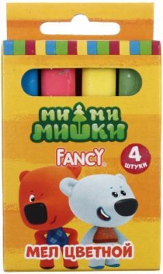 Мелки школьные Action! FANCY 4 цвета 4 штуки от 3 лет
