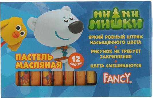 Масляные карандаши Action! Fancy 12 цветов 12 штук от 3 лет FOP100-12 масляные карандаши action fancy 12 штук 12 цветов от 3 лет fop200 12