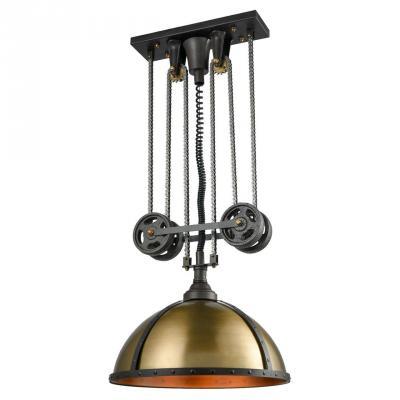 Подвеcной светильник Lussole Loft LSP-9810 lussole loft подвесной светильник lussole loft hisoka lsp 9837
