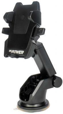 Автомобильный держатель ZIPOWER PM 6626 черный компрессор автомобильный zipower с манометром pm 6505
