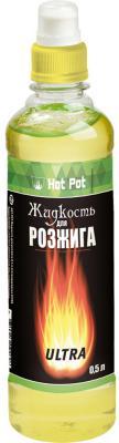 Жидкость для розжига Boyscout Ultra 61380 углеводородная 0.5л цена и фото
