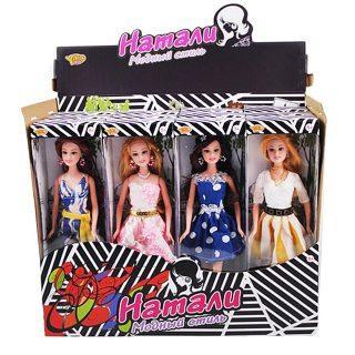 """Кукла Shantou Gepai """"Натали"""" в летнем наряде ассортимент, M6578-3"""