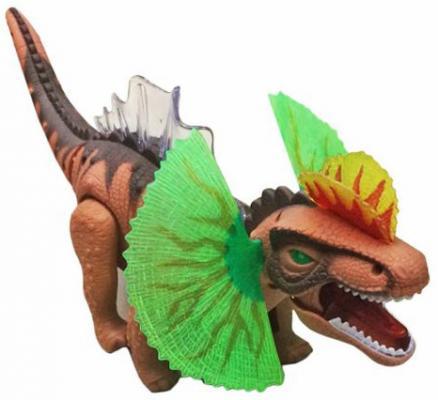 Интерактивная игрушка Shantou Gepai Динозавр от 3 лет разноцветный интерактивная игрушка shantou gepai