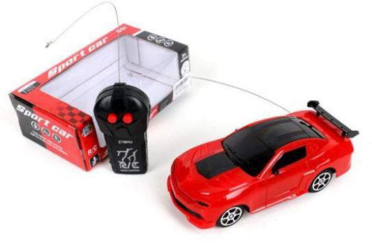 Машинка на радиоуправлении Shantou Gepai 777-2 пластик от 3 лет красный