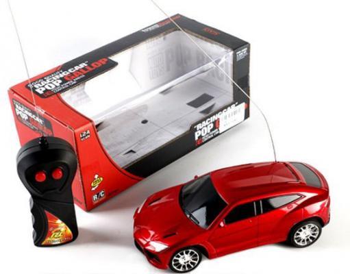 Машинка на радиоуправлении Shantou Gepai 909-2 пластик от 3 лет красный