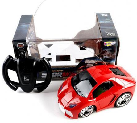 Машинка на радиоуправлении Shantou Gepai NY889-A пластик от 3 лет красный