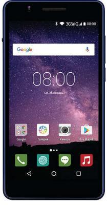 "Смартфон Philips Xenium S386 синий 5"" 16 Гб Wi-Fi GPS 3G CTS386NY/00"