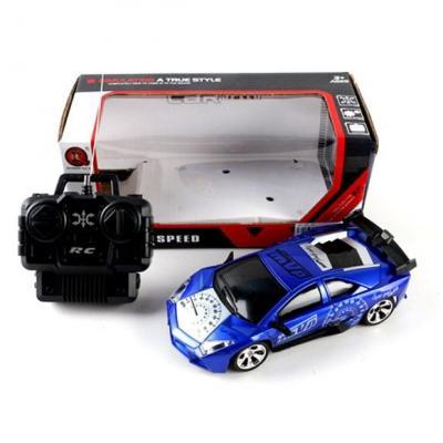 Машинка на радиоуправлении Shantou Gepai 6927714894685 пластик от 3 лет синий
