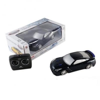 Машинка на радиоуправлении Shantou Gepai 6927715407143 пластик от 3 лет черный