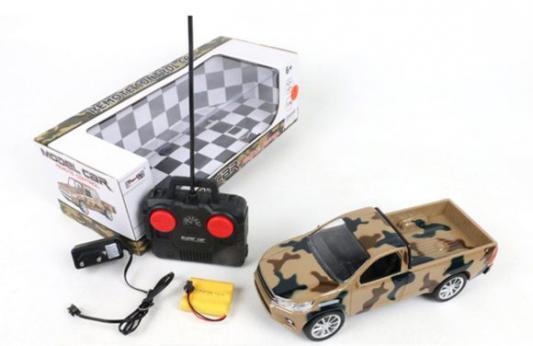 Машинка на радиоуправлении Shantou Gepai Внедорожник от 6 лет камуфляж