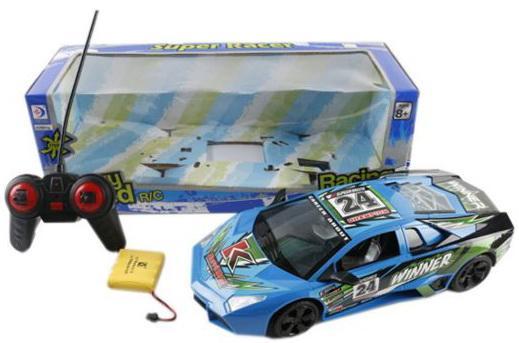Машинка на радиоуправлении Shantou Gepai Winner пластик от 8 лет разноцветный игрушка на радиоуправлении jjrc h12c dfd f181 fpv hd 5 0mp nswb d 8 3