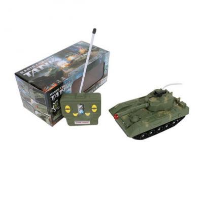 Танк на радиоуправлении Shantou Gepai 6927715596519 пластик от 6 лет камуфляж