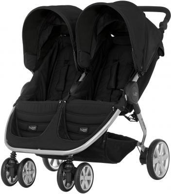 Прогулочная коляска для двоих детей Britax B-Agile Double (cosmos black)