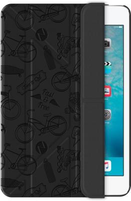 Чехол Deppa Wallet Onzo для iPad mini 2 iPad mini 3 темно-серый 88017 чехол deppa wallet onzo для ipad mini 4 чёрный