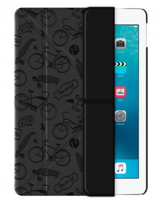 Чехол Deppa Wallet Onzo 88023 для iPad Pro 9.7 серый чехол deppa wallet onzo для ipad mini 4 чёрный
