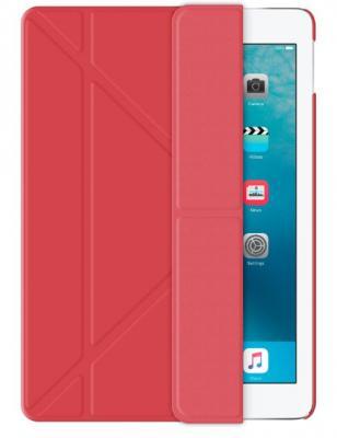 Чехол Deppa Wallet Onzo для iPad Pro 9.7 красный 88002 acrylic diamond butterfly pattern plastic back case for blackberry 8520 8530 silver black