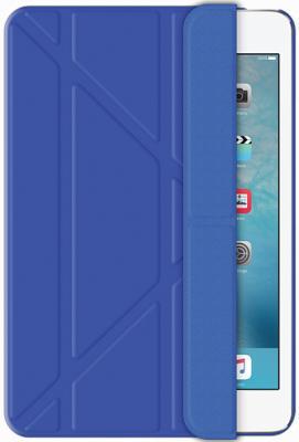 Чехол Deppa Wallet Onzo для iPad 2 iPad 3 iPad 4 синий