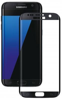 Защитное стекло Deppa 3D для Samsung Galaxy S7 edge 0.3 мм черный 62003