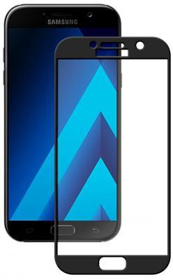 Защитное стекло Deppa 3D для Samsung Galaxy A7 2017 0.3 мм черный 62292 deppa art case для samsung galaxy s7 nature дерево прозрачный